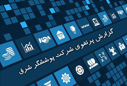 گزارش پرتفوی شرکت بیمه پوششگر شرق خرداد ماه سال ۱۳۹۸