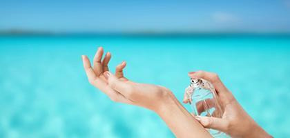 استفاده از عطر در فصل گرم